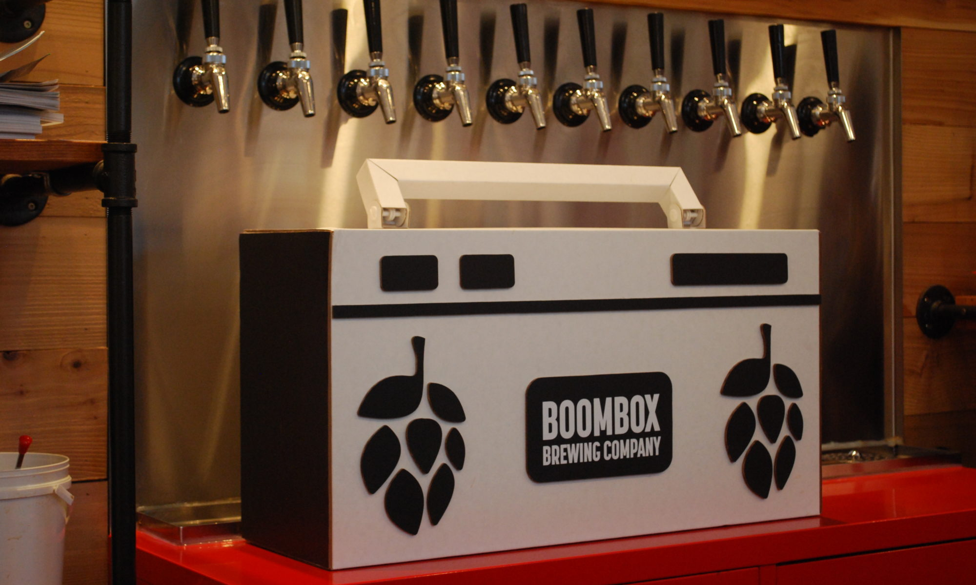 Boombox Brewing Company